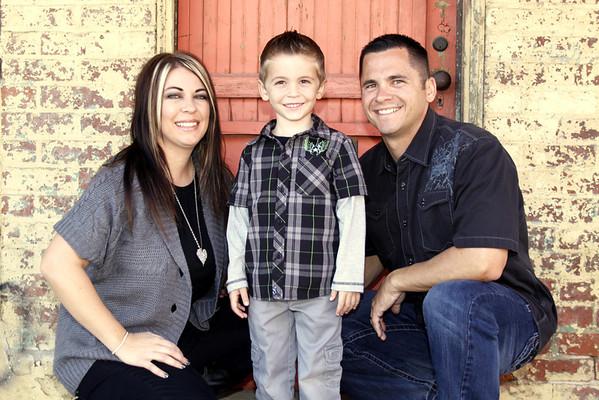 Costa Family Around Hanford - November 4th 2012